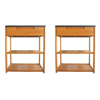 Tiered Side Tables By Drexel - A Pair