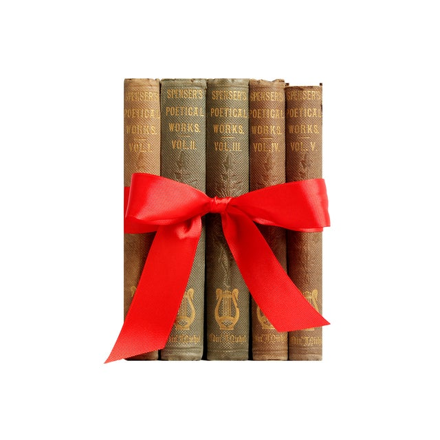 Image of Antique Poetry Books Gift Set