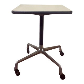 Eames Aluminum Group Signing Table