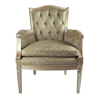 Vintage Hollywood Regency Chair