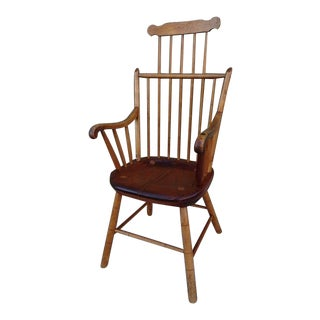 Jack Rennick Windsor High Back Chair