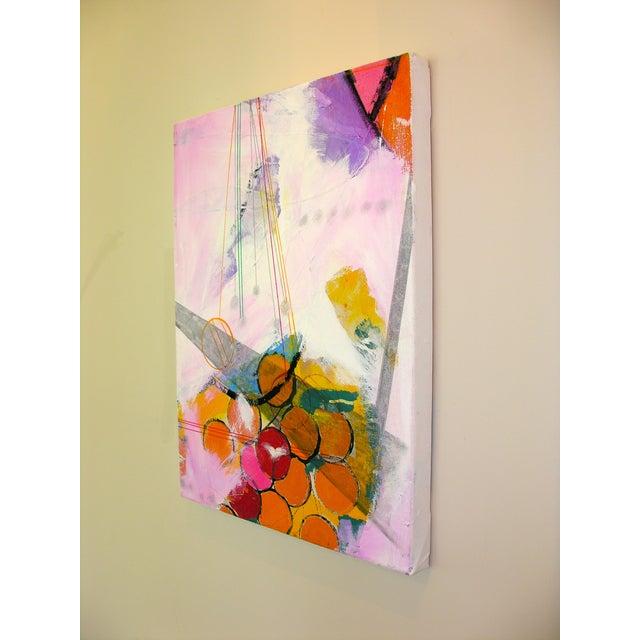 Christine Bush Roman Original Painting - Shadow - Image 2 of 5