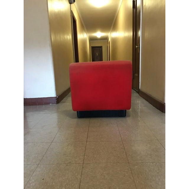 Orange Herman Miller Chadwick Modular Seating - Image 4 of 11