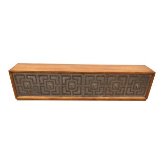 Studded Metal Front Hanging Wall Cabinet
