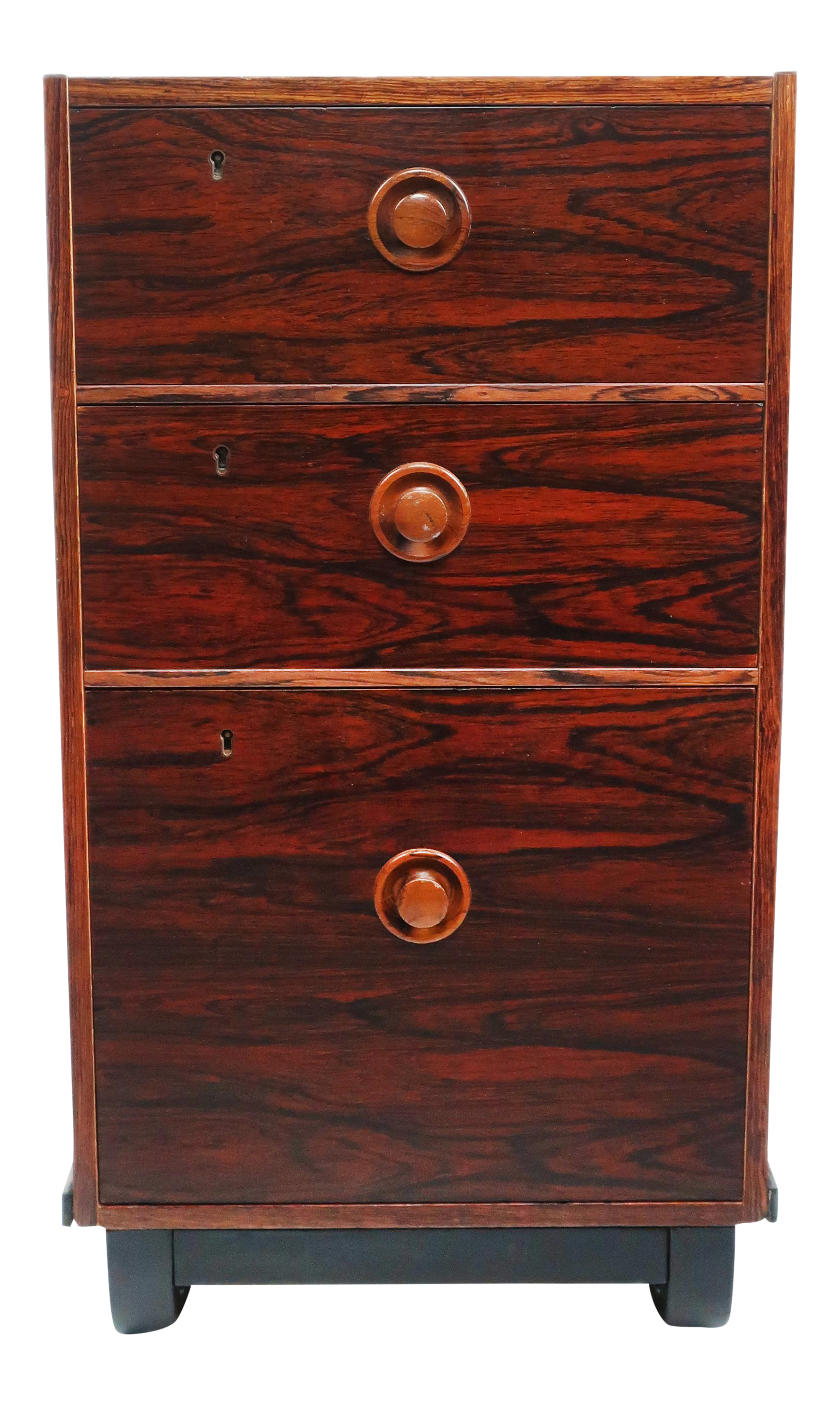 midcentury modern rosewood cabinet