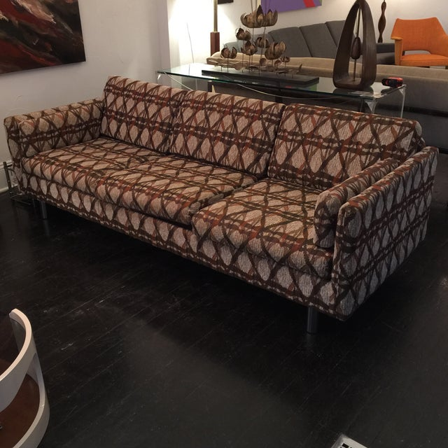 Selig Sofa in Jack Larsen Fabric - Image 2 of 9