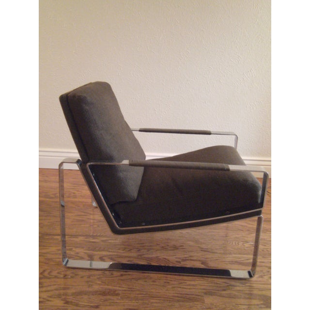 Mid-Century Milo Baughman Lounge Chair - Image 8 of 10