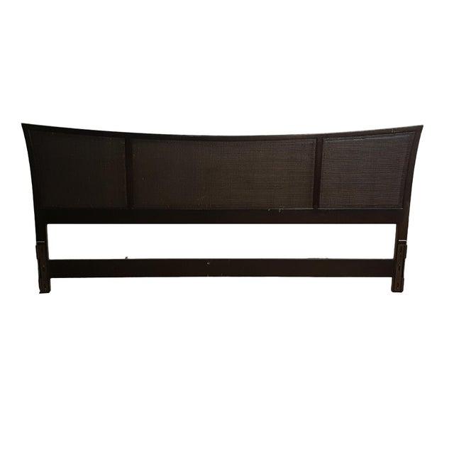 Sligh Furniture Cane King Headboard - Image 1 of 3