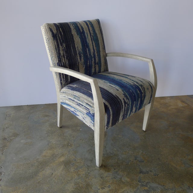 Mid-Century Occasional - Lounge Chair Reimagined - Image 8 of 8