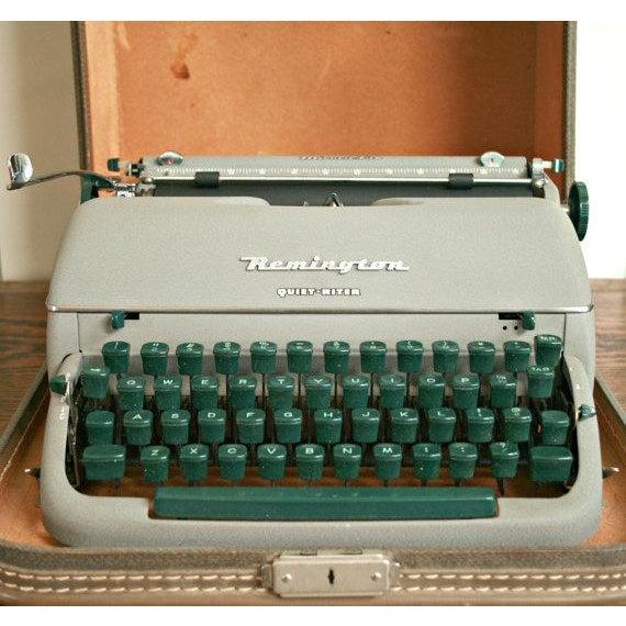 Vintage Remington Quiet Riter Typewriter - Image 2 of 5