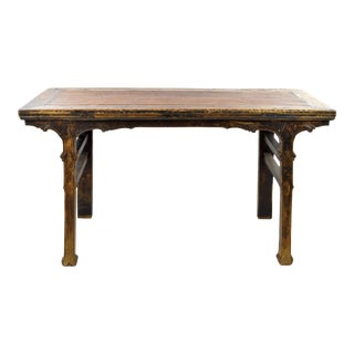 Rustic Antique Chinese Console Table