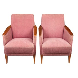 Mid-Century Modern Budapest Chairs - A Pair