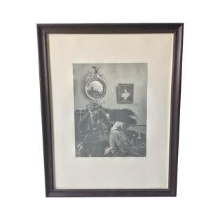 """Tracey Moffatt """"Laudanum 5"""" Photogravure"""