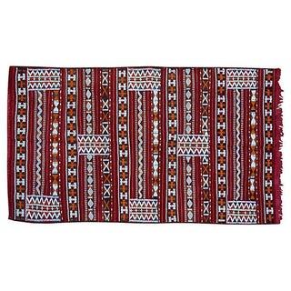 Moroccan Rug - 4'7'' x 7'7''