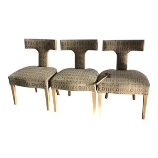 Furniture Masters Modern Chairs - Set of 3