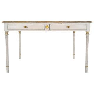 Vintage Louis XVI-Style Desk