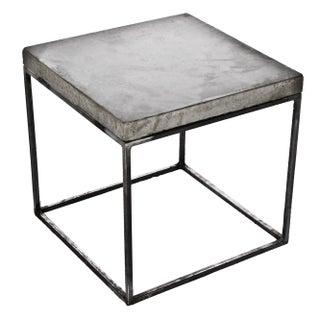 """""""Oakland"""" Concrete Cube Table"""