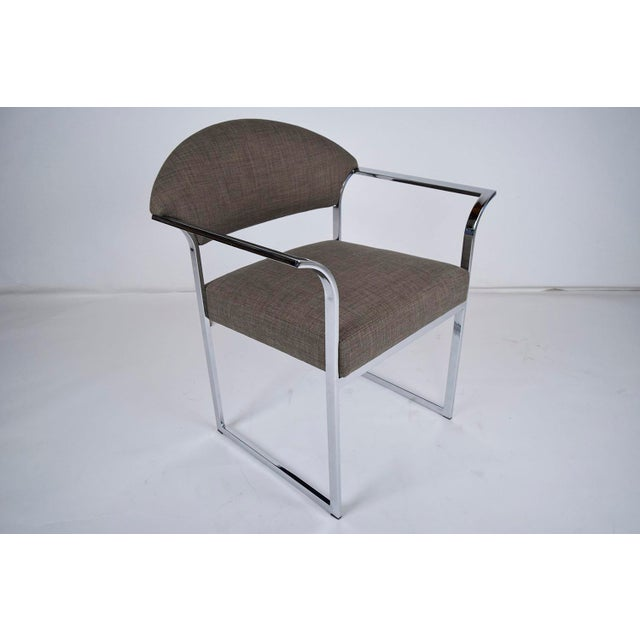 Mid-Century Modern Dining Chairs - Set of 6 - Image 5 of 9