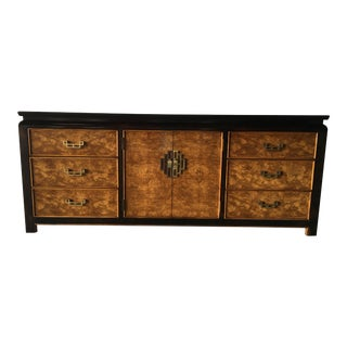 Century Furniture Chin Hua Nine Drawer Dresser
