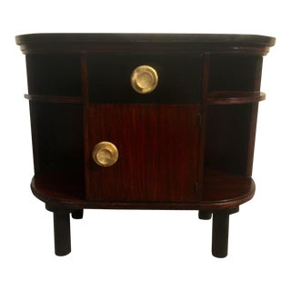 Art Deco Rosewood Stand