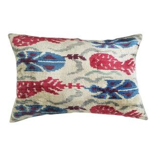 Silk Velvet Mina Pillow
