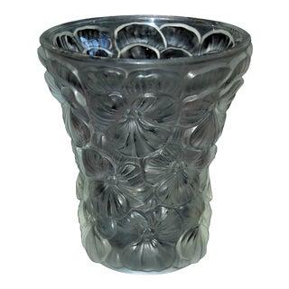 Vintage Czechoslovakian Barolac Pansy Vase
