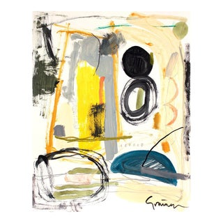 Lesley Grainger 'Lucid' Original Abstract Painting