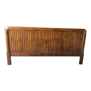 National Mt. Airy Mid-Century King Headboard