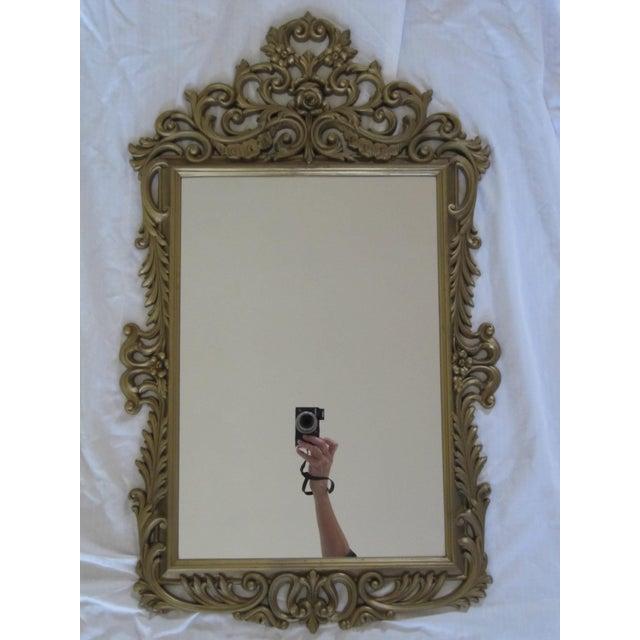 Image of Burwood Gold Rocco Mirror
