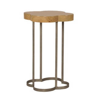 Sarried Ltd Cloverleaf Side Table