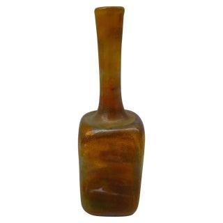 Vintage Studio Glass Bud Vase