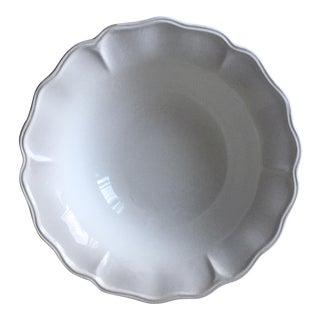 Neuwirth Portuguese White Ceramic Bowl