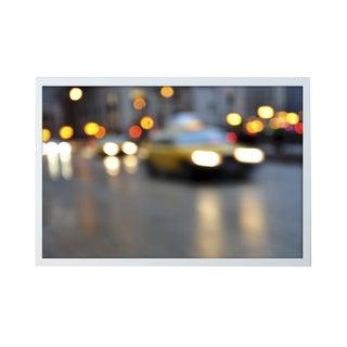 "Francesca Ritchey ""Citylights #4"" Framed Print"