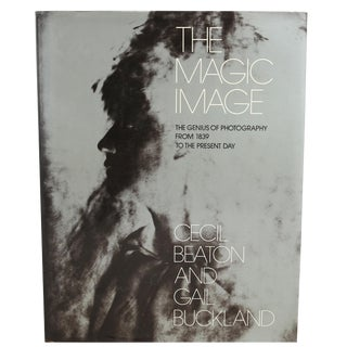 """1975 """"The Magic Image: Genius of Photography"""" First Edition Book"""