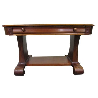Empire Wooden Console Table