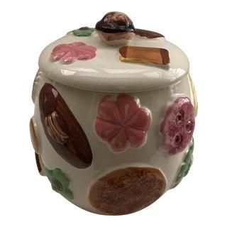 "1950s Napco ""Cookies"" Jar"