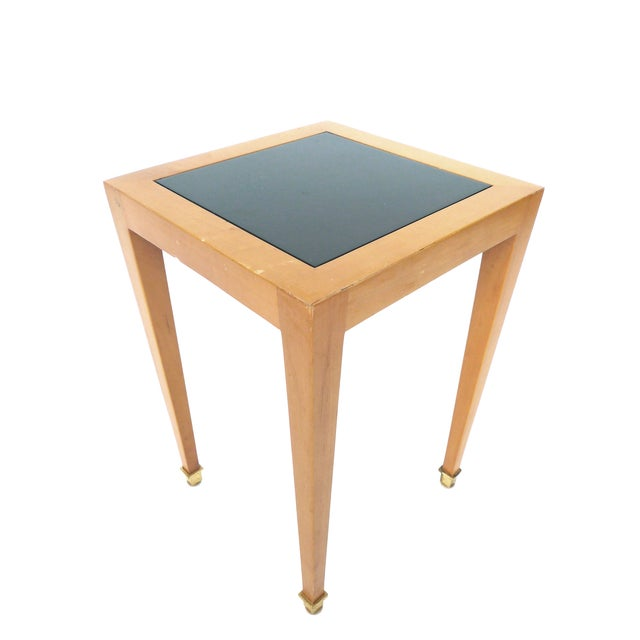 Donghia Madrid Square Side Tables - Image 6 of 10