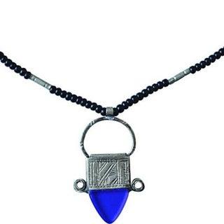 Tuareg Cobalt Necklace