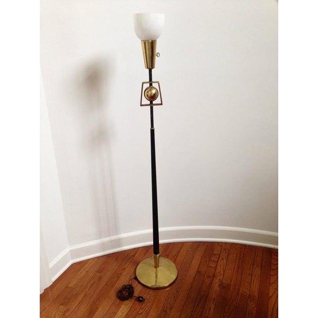 Image of Mid-Century Modern Floor Lamp