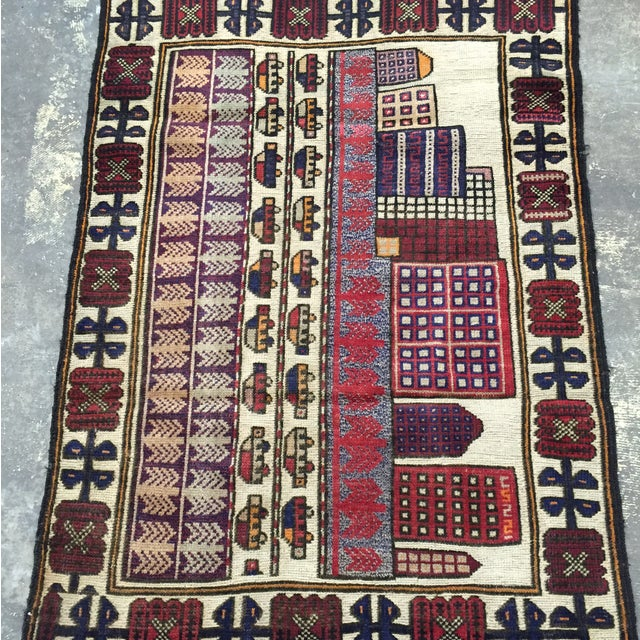 Sumack Handmade Persian Rug - 2′10″ × 4′7″ - Image 3 of 11