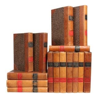 1930s Kipling Leather Books, S/15