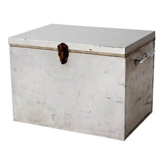Mid-Century Metal Cooler