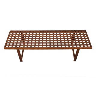 Lattice Coffee Table/Bench by Lovig