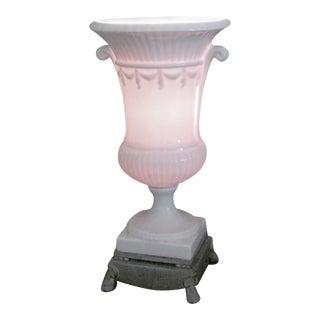 Antique Neoclassical Uplight Lamp