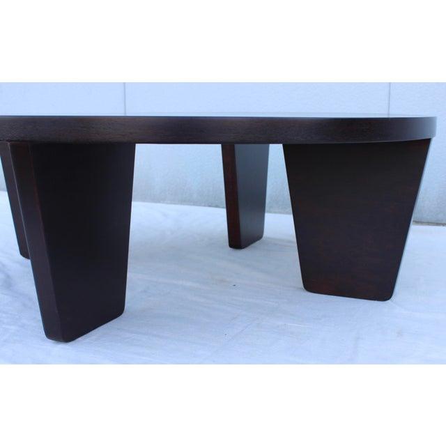 Harvey probber style modernist coffee table chairish for Coffee tables harveys
