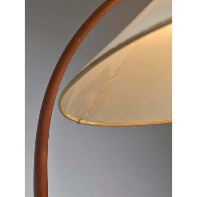 Image of Severin Hansen Floor Lamp, Denmark, 1950s