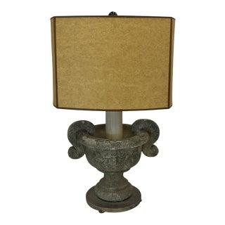19th Century American Urn Lamp