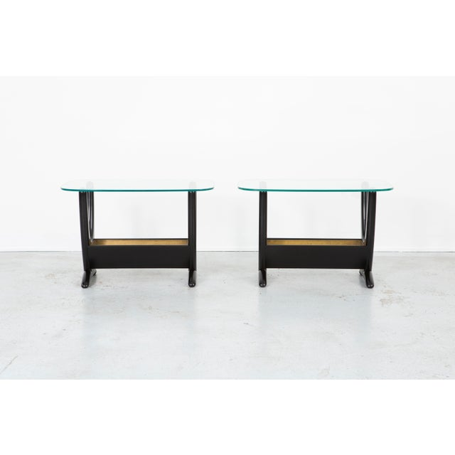 Set of Adrian Pearsall Side Tables - Image 2 of 11