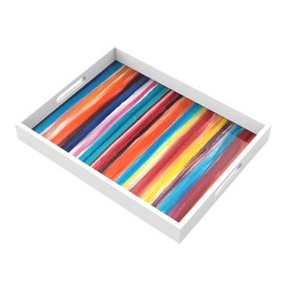 """Lacquer Trays by Bruce Mishell Collections """"Tutti - Fruti"""""""