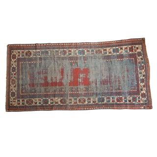 "Antique Kazak Rug Runner - 5'5"" x 11'"